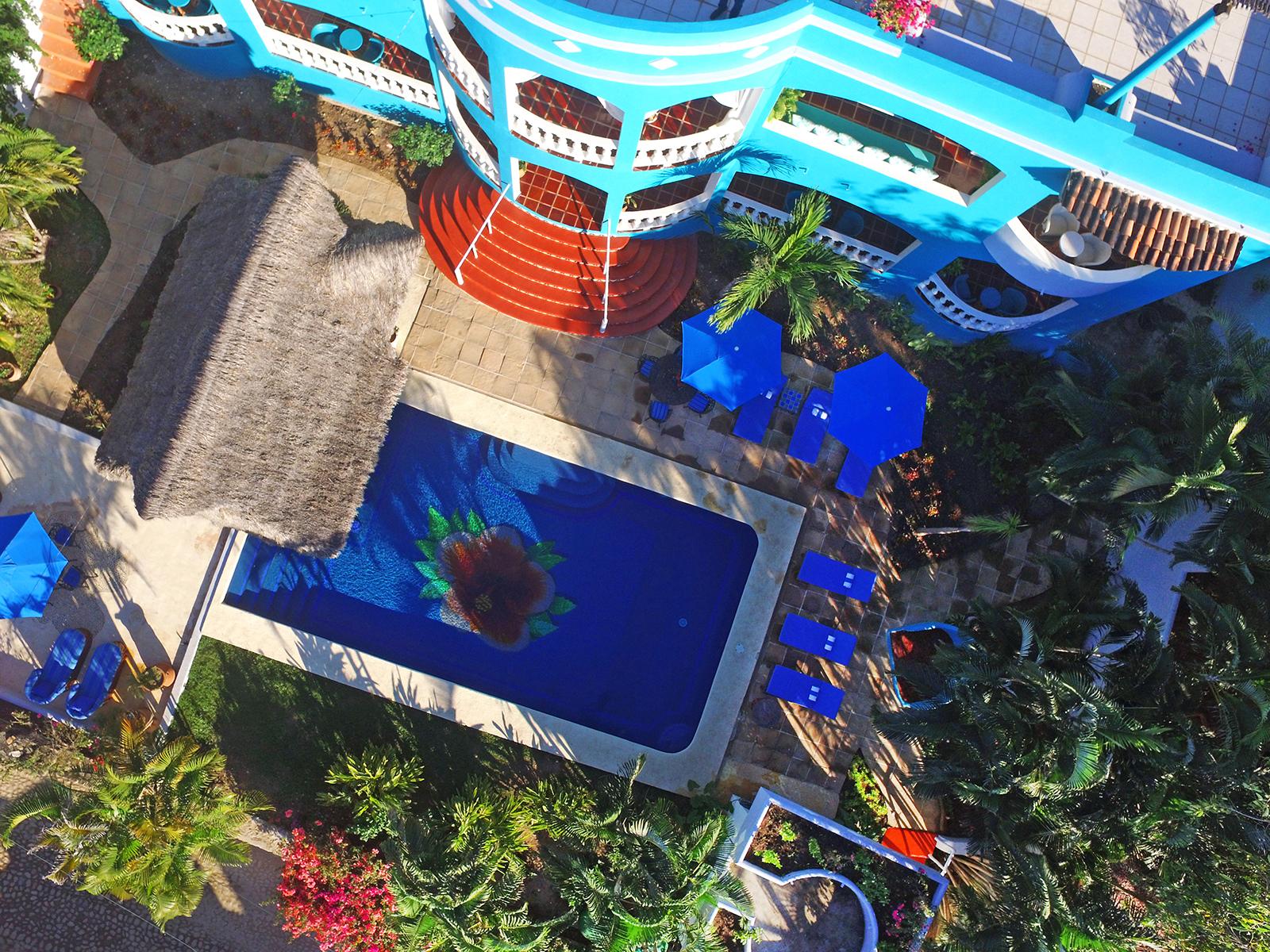 Casa Aqua Bella - Vacation Rental - San Pancho, Nayarit, Mexico