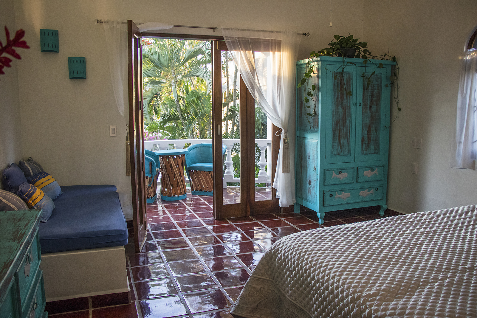 Aqua Suite - Casa Aqua Bella - Guest House - San Pancho